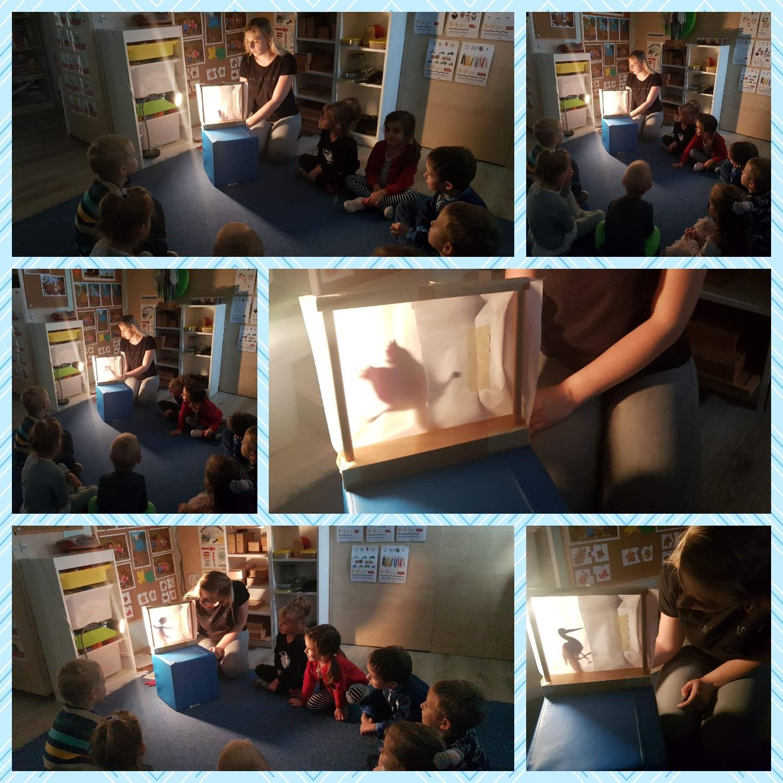 zajęcia bajko terapia przedszkole kraków